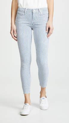 Paige Verdugo Stripe Jeans