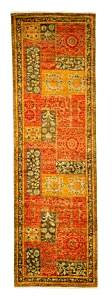 Suzani Collection Oriental Rug, 3'2 x 10'4