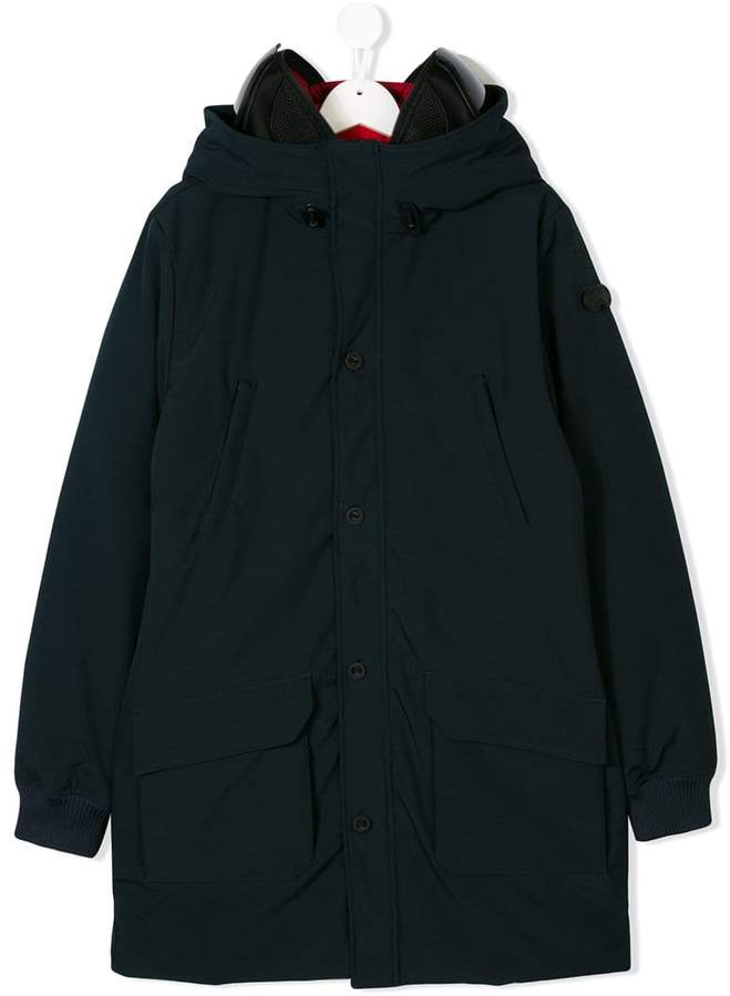 Ai Riders On The Storm Kids hooded coat