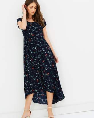 Privilege Midi Length Dress