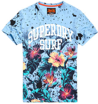 Superdry Echo Beach All Over Print T-Shirt