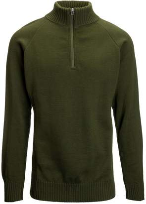 Duckworth Field Master Quarter Zip Sweater - Men's