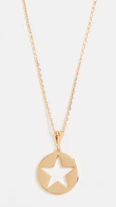 Kate Spade Star Mini Pendant Necklace