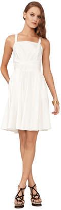 Halston Criss-Cross Dress