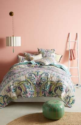 Anthropologie Florilla Quilt