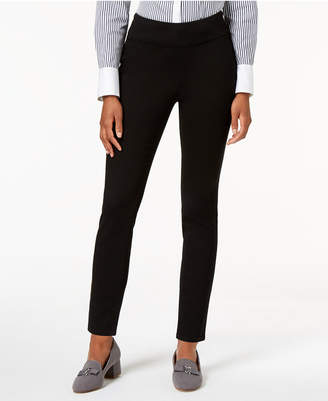 Charter Club Petite Pull-On Slim-Leg Jeans, Created for Macy's