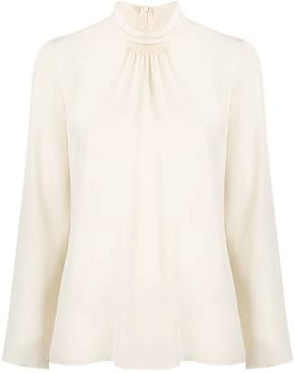 RED Valentino long-sleeve blouse