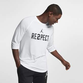 Jordan RE2PECT Men's Long Sleeve Top