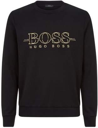 BOSS GREEN Logo Sweatshirt