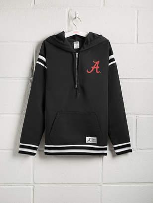 PINK University Of Alabama Anorak Half-Zip