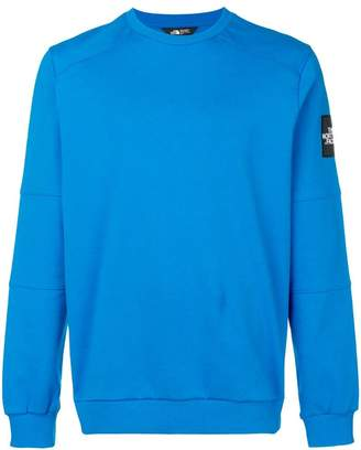 The North Face fitted sweatshirt