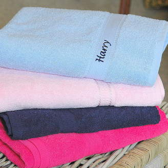The Alphabet Gift Shop Kids Personalised Swim Towels