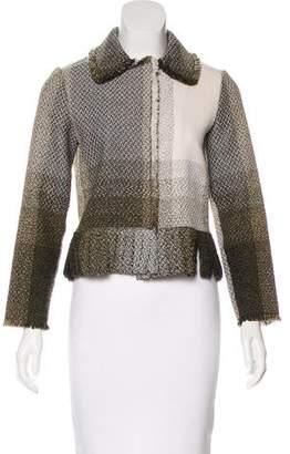 Missoni Tweed Cropped Jacket
