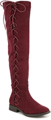 Restricted Oliver Over The Knee Boot - Women's