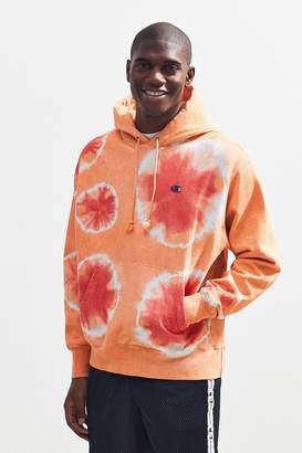 Champion Tie-Dye Hoodie Sweatshirt