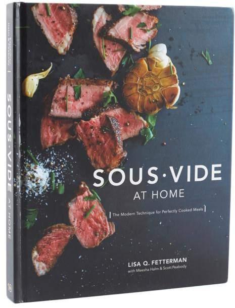 Cookbooks Lisa Fetterman