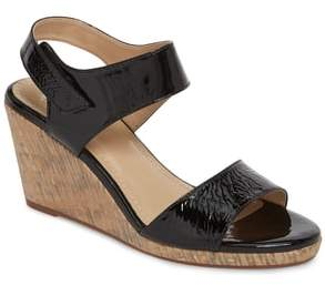Johnston & Murphy Glenna Wedge Sandal