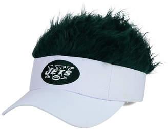 Concept One New York Jets Flair Hair Visor