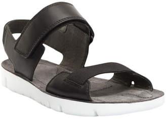 Camper Oruga 2 Flat Leather Sandal