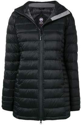 Canada Goose padded feather down jacket