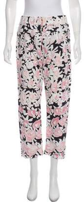 Marni High-Rise Cropped Pants