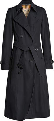 Burberry Chelsea Long Trench Coat