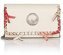 Fendi Women's Chain Wallet - White