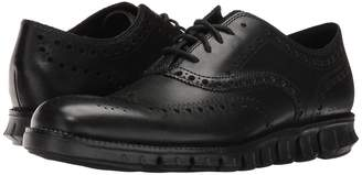 Cole Haan Zerogrand Wing Ox Men's Lace Up Wing Tip Shoes