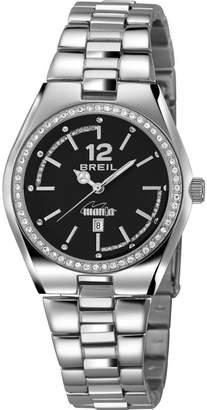 Breil Milano Women's Manta Professional 36mm Steel Bracelet Quartz Watch TW1360