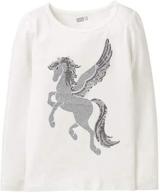 Crazy 8 Crazy8 Sparkle Pegasus Tee