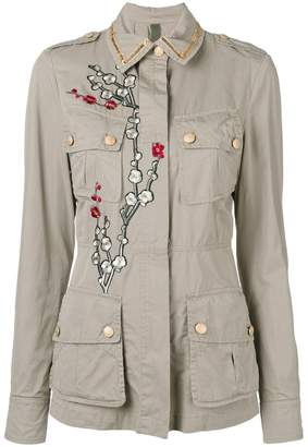 History Repeats military-style jacket