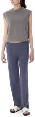 Alternative Apparel Eco-Jersey Foldover Pants