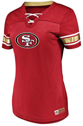 Majestic Women's San Francisco 49ers Draft Me T-Shirt 2018