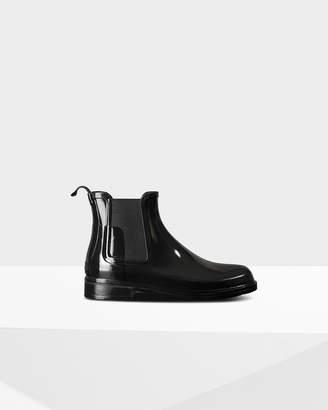 Hunter Men's Refined Gloss Chelsea Boot