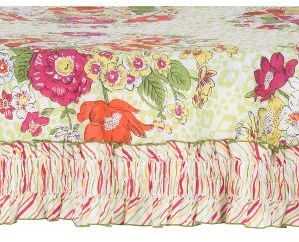 Scarlet Pimpernel Tablecloth