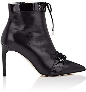 GIANNICO Women's Olivia Leather Ankle Boots