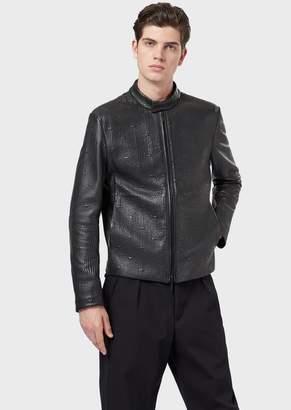 9912dcd99e Men Black Leather Jacket Color - ShopStyle