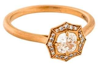 Jade Trau 18K Diamond Mabel Engagement Ring rose Jade Trau 18K Diamond Mabel Engagement Ring