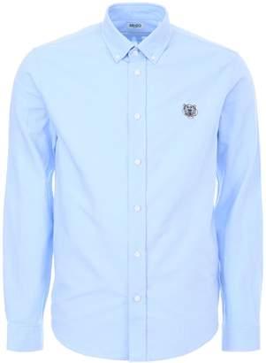 Kenzo Tiger Oxford Shirt