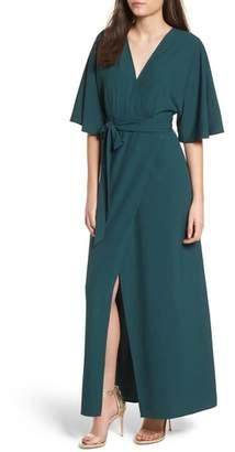 Leith Kimono Maxi Dress