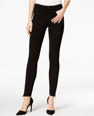 Buffalo David Bitton Hope Zipper Detail Skinny Jeans $79 thestylecure.com