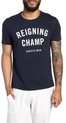 Reigning Champ Gym Logo T-Shirt