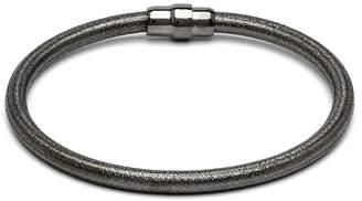 Durrah Jewelry - Graphite Silk Bracelet
