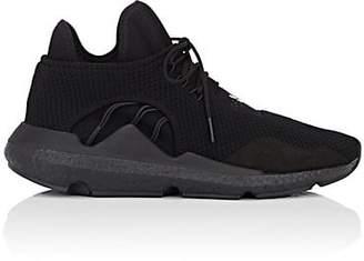 Y-3 Men's Saikou Tech-Mesh Sneakers - Black