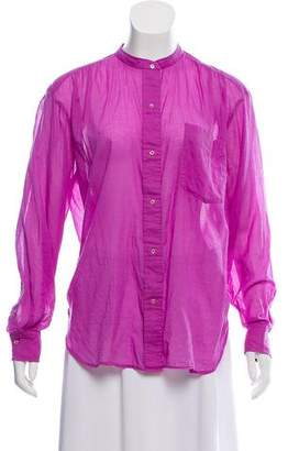 Etoile Isabel Marant Button-Up Top