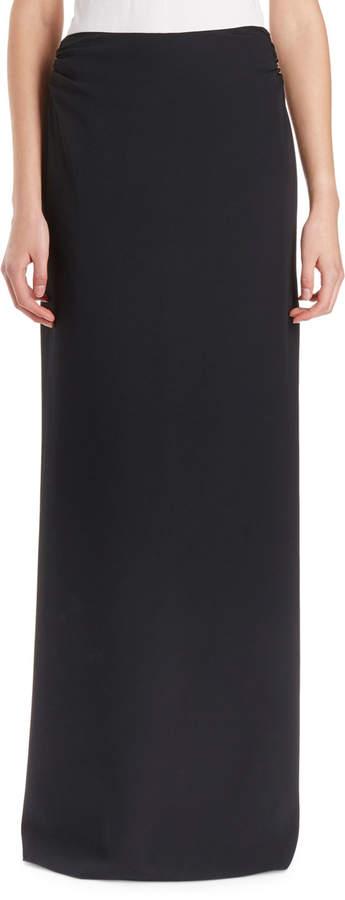 Dries Van Noten Salvix Long Fishtail Skirt