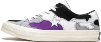 Converse One Star Ox Deep Lavender/Wolf Grey