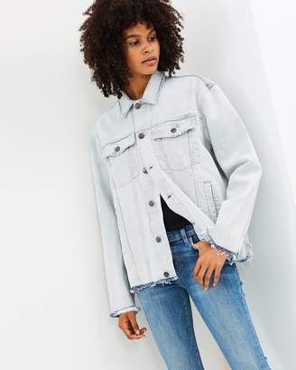 Current/Elliott The Vintage Boyfriend Trucker Jacket