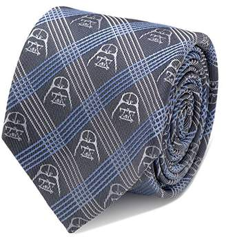 Star Wars Darth Vader Plaid Tie