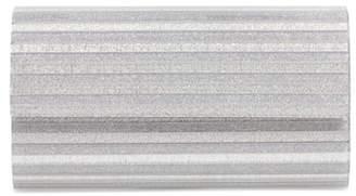 Nordstrom Glitter Lucite(R) Bar Clutch
